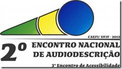 Logomarca do encontro - descrição abaixo.