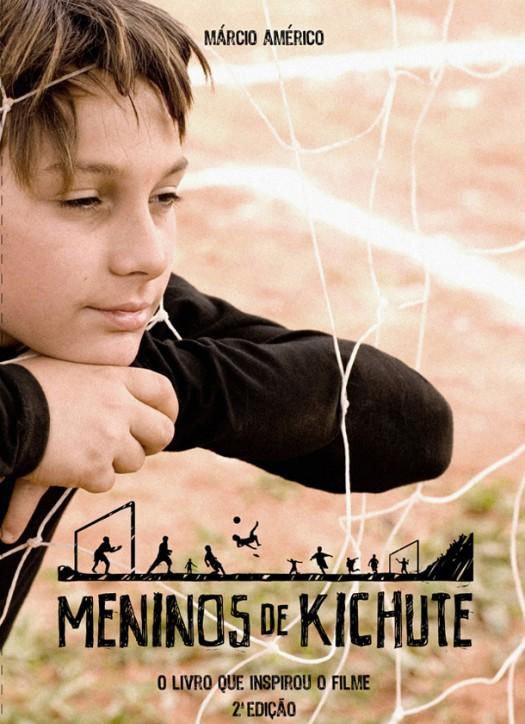 Capa do livro MENINOS DE KICHUTE - descrição no final do post.